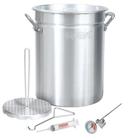 30 Quart Turkey Fryer with Accessories