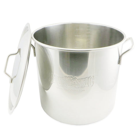Bayou Classic 20qt Stainless Steel Stock Pot