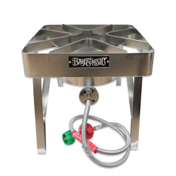 SS 84 Stainless Steel Brew Burner