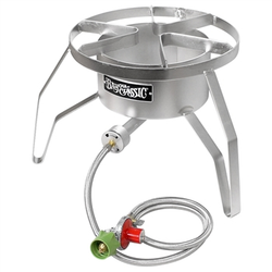 Bayou Classic Stainless Steel High Pressure Burner