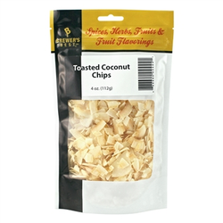 Toasted Coconut Chips - 112g