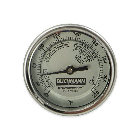Blichmann BrewMometer Thermometer - Weldless, Adjustable Angle - Canadian Homebrewing Supplier - Free Shipping - Canuck Homebrew Supply