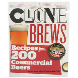 Clone Brews- Revised Addition - Szamatulski