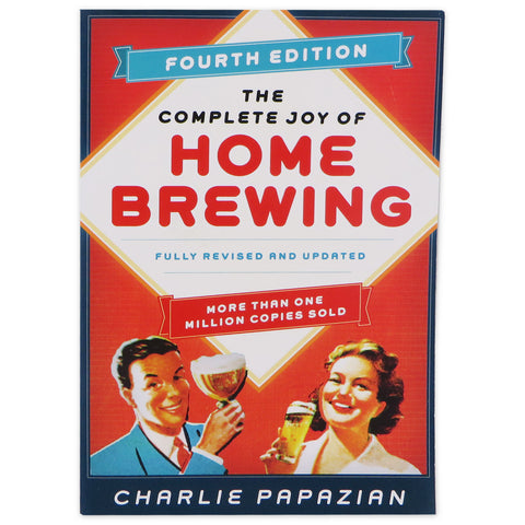 The Complete Joy of Homebrewing 4th Edition - Charlie Papazian