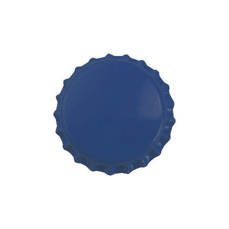 Pry-off Bottlecaps - Blue - Canadian Homebrewing Supplier - Free Shipping - Canuck Homebrew Supply