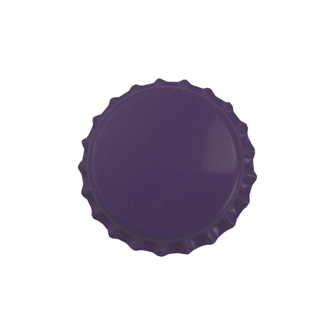 Pry-off Bottlecaps - Purple - Canadian Homebrewing Supplier - Free Shipping - Canuck Homebrew Supply