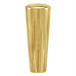 PVD Gold Coated Brass Standard Tap Handle