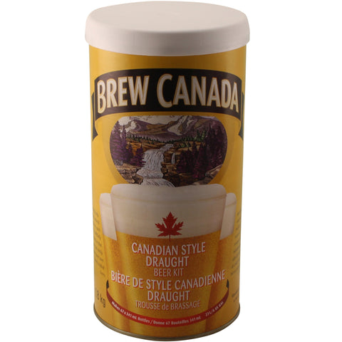 Draught - Brew Canada Beer Kit