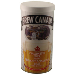Lager - Brew Canada Beer Kit