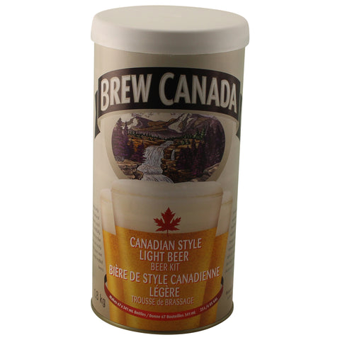 Light - Brew Canada Beer Kit