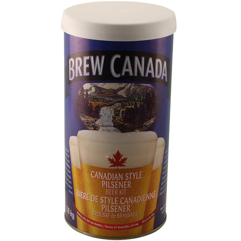 Pilsner - Brew Canada Beer Kit