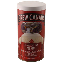 Red Ale - Brew Canada Beer Kit