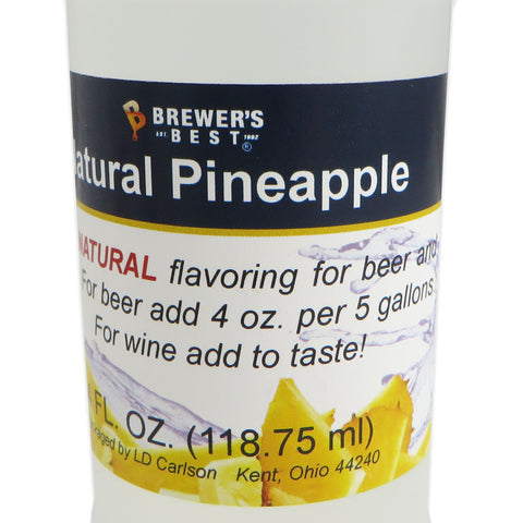 Natural Pineapple Flavour Extract