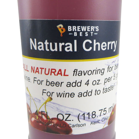 Natural Cherry Flavouring Extract - 4oz