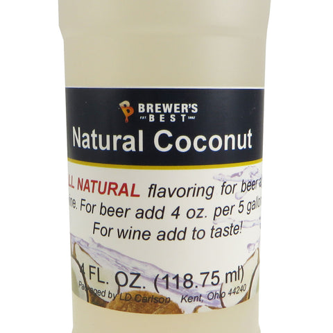 Coconut Flavouring Extract - 4oz