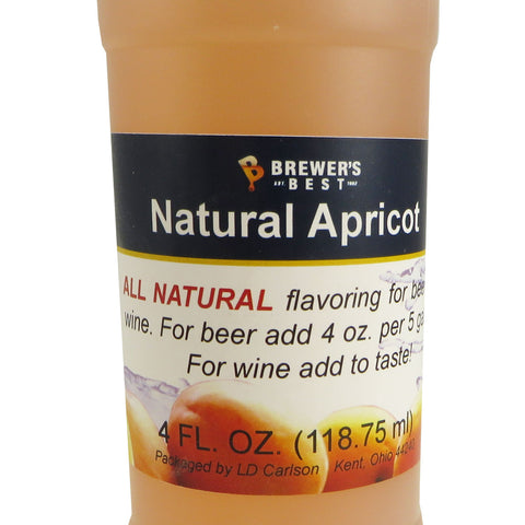 Apricot Flavouring Extract - 4oz