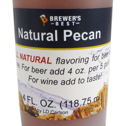 Natural Pecan Flavour Extract