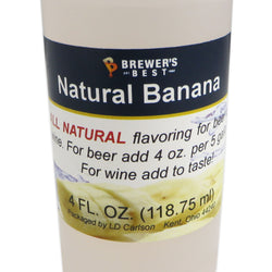 Natural Banana Flavour Extract