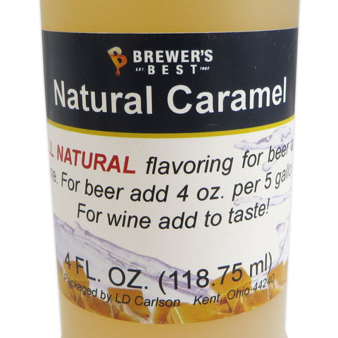 Natural Caramel Flavour Extract
