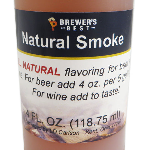 Natural Smoke Flavour Extract
