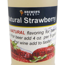Natural Strawberry Flavour Extract