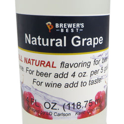 Natural Grape Flavour Extract
