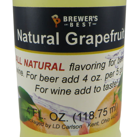 Grapefruit Flavouring Extract - 4oz