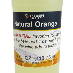 Natural orange Flavour Extract