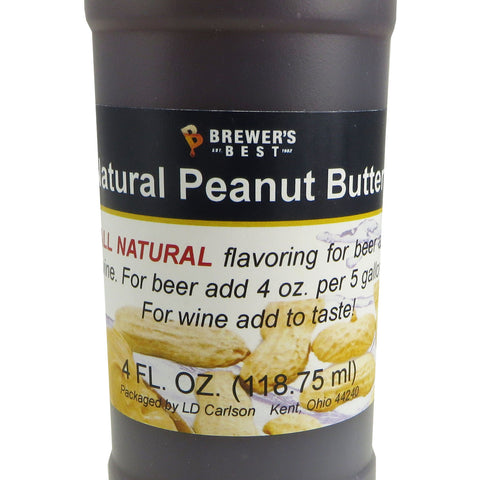 Peanut Butter Flavouring Extract - 4oz