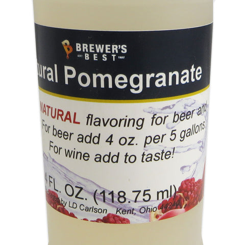 Natural Pomegranate Flavour Extract