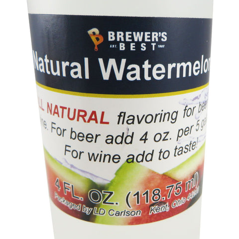 Natural Watermelon Flavouring Extract - 4oz