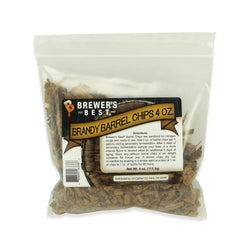 Brandy Barrel Chips - 4oz