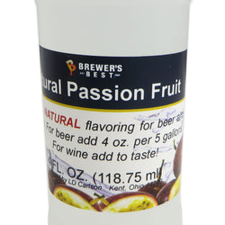 Natural Passion Fruit Flavour Extract