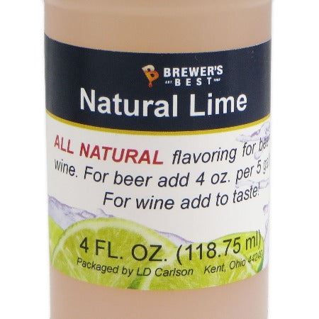 Natural Lime Flavour Extract