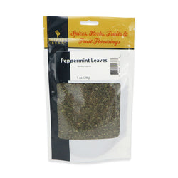 Peppermint Leaves - 1oz