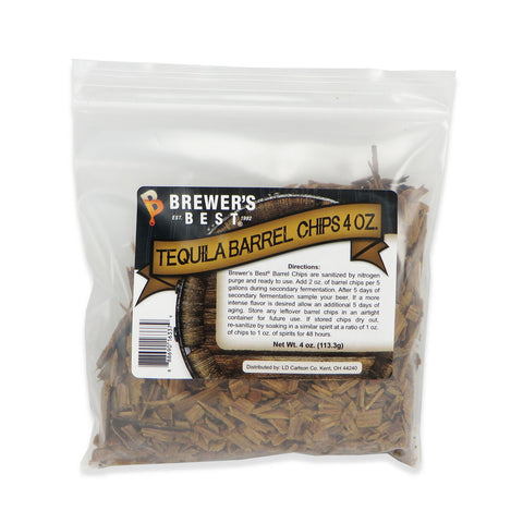Tequila Barrel Chips - 4oz