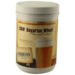 CBW Bavarian Wheat Liquid Malt Extract (LME) - 3.3 lb