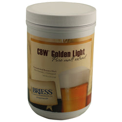 CBW Golden Light Liquid Malt Extract (LME) - 3.3 lb