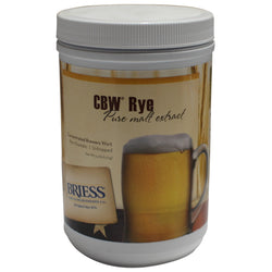 CBW Traditional Rye Liquid Malt Extract (LME) - 3.3lb