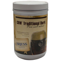 CBW Traditional Dark Liquid Malt Extract (LME) - 3.3 lb