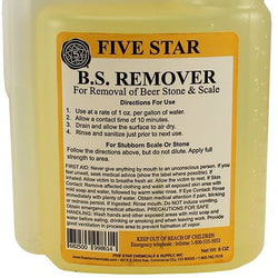 B.S. Remover