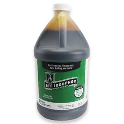 Iodophor Sanitizer - 1 Gallon