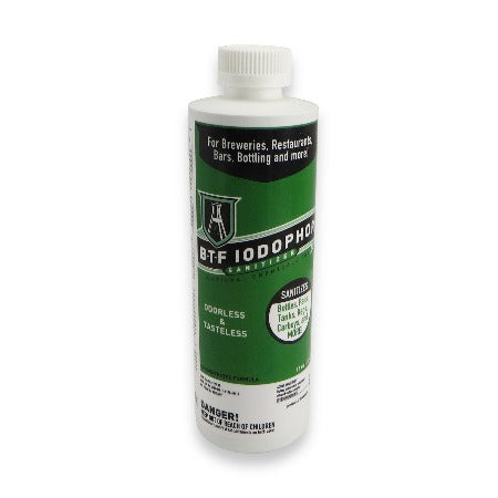 Iodophor Sanitizer - 16oz