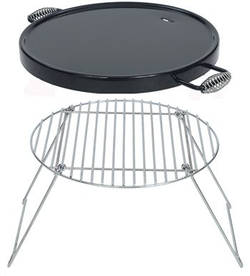 Bayou Classic Campfire Griddle Grill