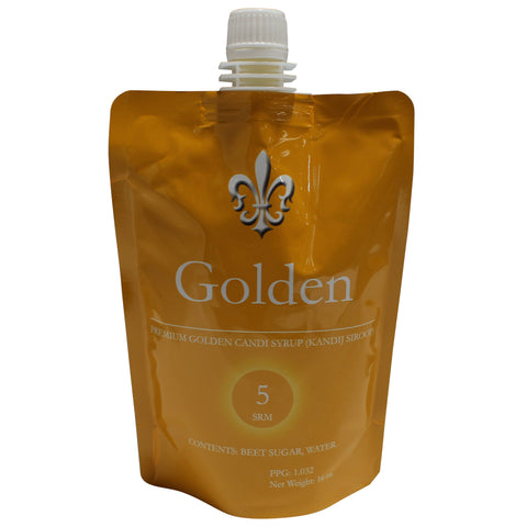 Golden Belgian Candi Syrup