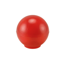 Cannular Compact Bench Top Can Seamer Red Ball Handle