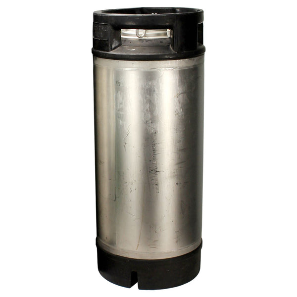5 Gallon Ball Lock Stubby Keg - Converted from Pin Lock