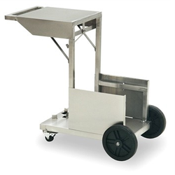 Bayou Classic Fryer Cart for 4 Gallon Stainless Steel Deep Fryer