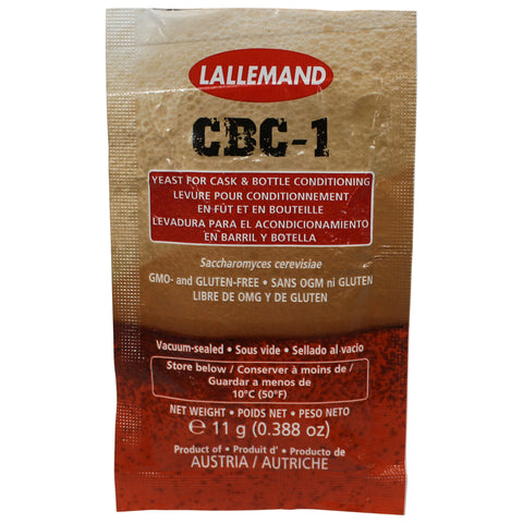 CBC-1 Cask & Bottle Conditioned Beer Yeast