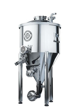 14 Gallon Conical Fermenter | CF10 | Spike Brewing - Canadian Homebrewing Supplier - Free Shipping - Canuck Homebrew Supply
